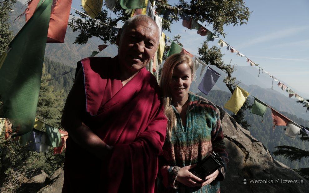 mnnich buddyjski, dharamsala, indie, polnocne indie, Dalaj lama, pustelnicy, cisza, podróże, backpacking