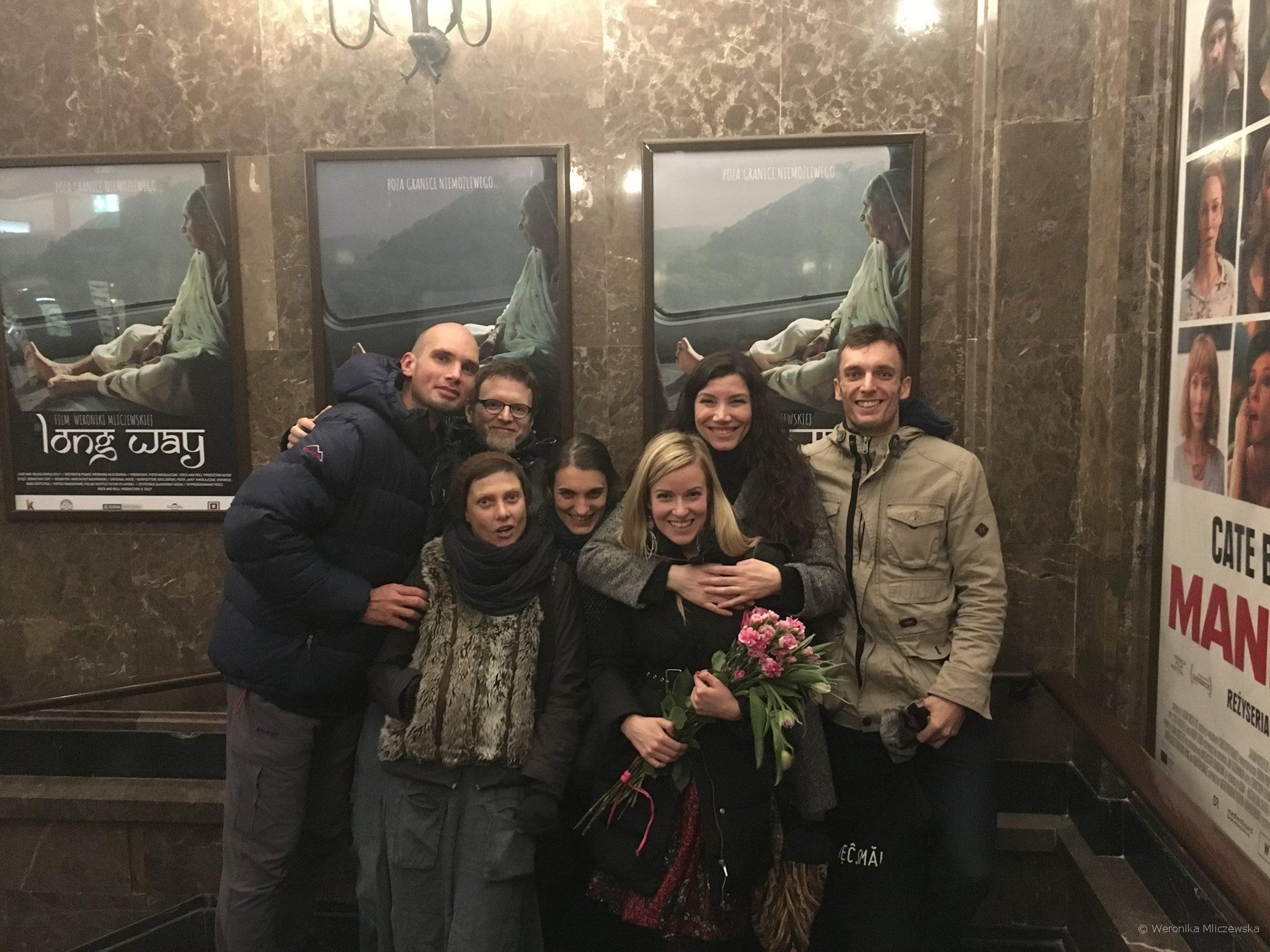 weronika mliczewska, long way, kino muranów, festiwal pięć smaków, veroetnika